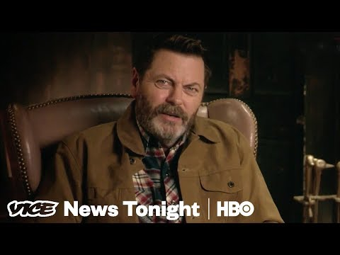 Nick Offerman Sets The Record Straight On Nick Offerman  Vicepedia HBO