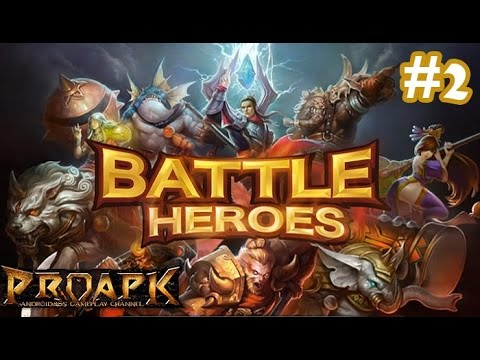 Line Battle Heroes Eps #2 - Indonesia Android/IOS Gameplay