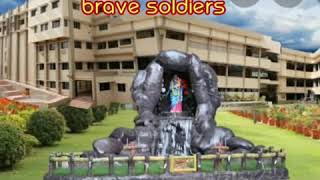 Tribute to Our Soldiers -St. Mary's English High school , Jamshedpur