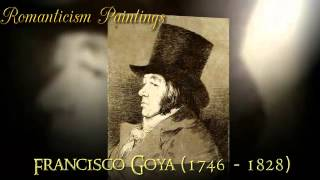 Francisco Goya - Famous Spanish Romanticism Paintings - Video 8 of 8