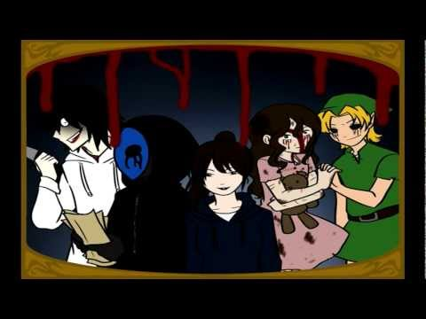 Alice Human Sacrifice - CreepyPasta Crossover