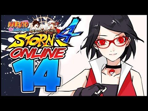 ICH BRAUCHE FEEDBACK! - #14 - Naruto Shippuden: Ultimate Ninja Storm 4 ONLINE BATTLE