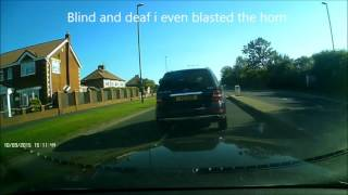 Stupid Drivers, driver fails 1st