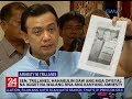 Trillanes Nagbatang Gaganti Sa Mga Nagsabing Walang Bisa Ang Kanyang Amnestiya