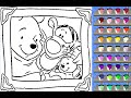 Winnie The Pooh Coloring Games Online Free