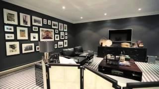Interior Design — Multifunctional Luxuriously Designed Basement