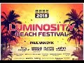 Luminosity Beach Festival 2018 - Line-up Trailer