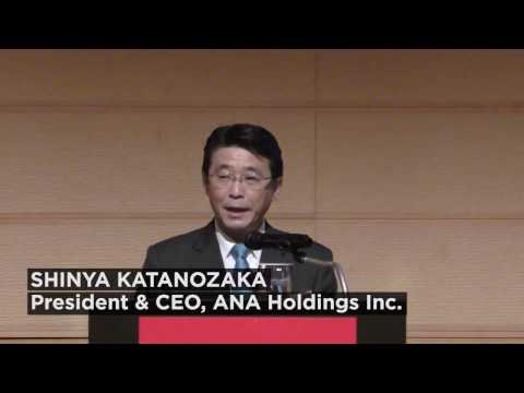 The DNA of ANA: President & CEO Shinya Katanozaka