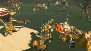 Zelda Breath of the Wild: Assassin Challenge