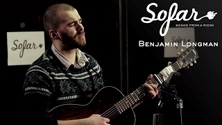 "Benjamin Longman performing ""Graceland"" (Paul Simon cover) at Sofar..."