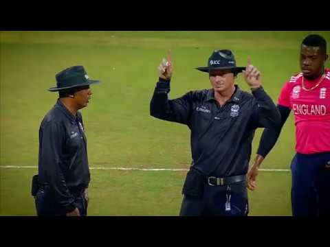 DRS Method by ICC (Umpire Decision Review System))