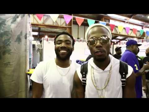 B.o.B - Big Day Out [Sydney] Vlog