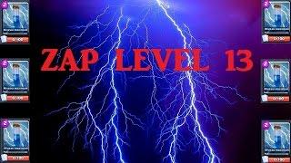 On passe le ZAP niveau 13 #teamgemmeur