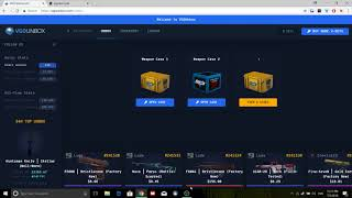 VGo Contest with opskins