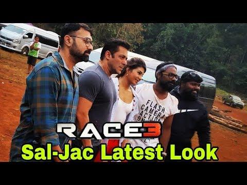 Race 3 | Salman Khan and Jacqueline Fernandez Latest Look | Bangkok Shooting