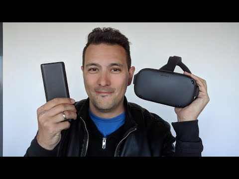 Oculus Quest Review Pt 4: How Long Does The Battery Last? Can You Use A Power Bank?