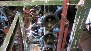 Erfurt Bartholomäusturm Glockenspiel (2)