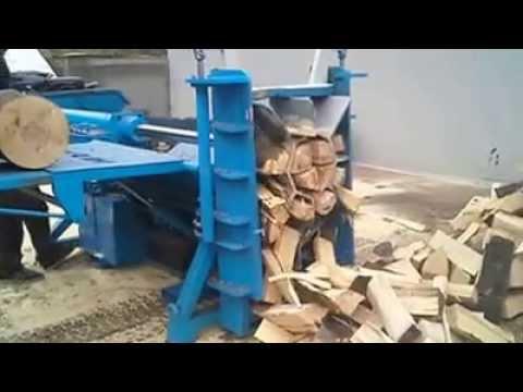 Industrial Wood Splitter