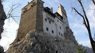 Замок Дракулы, Бран  Румыния(Замок Бран или замок Дракулы в Румынии., 2014-12-02T14:57:01.000Z)
