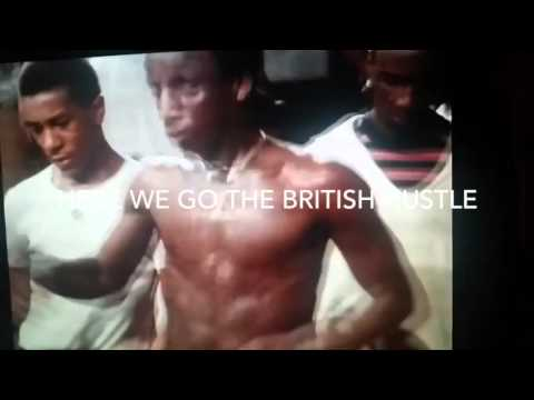 Clubbers doing the British Hustle Dance in 1978,Jazz Funk Dance Music