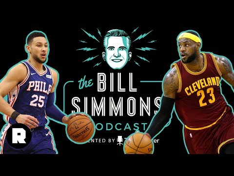 LeBron, Philly & a Chaotic Summer Ahead With Brian Windhorst | The Bill Simmons Podcast | The Ringer
