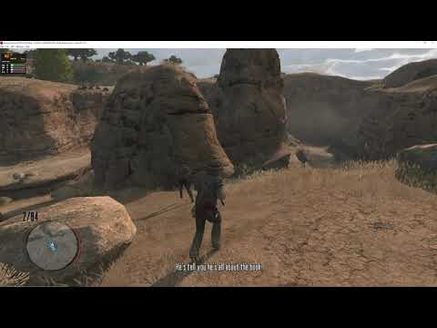 Xenia 1.0.2146-master | Red Dead Redemption [XBOX360 EMULATION]