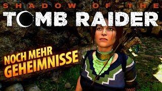 Shadow of the Tomb Raider #023 | Noch mehr Geheimnisse | Gameplay German Deutsch thumbnail