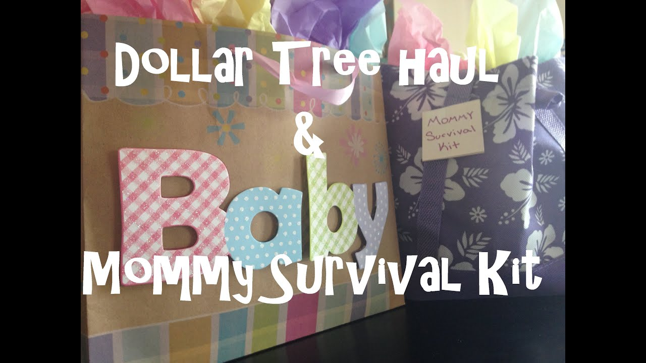Dollar Tree Haul October 2015 (cosmetic, Baby, Gifts)