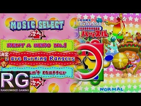 Samba de Amigo Ver. 2000 - Song - Burning Rangers : We are Burning Rangers [HD 1080p 60fps]