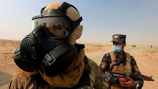أخبار عربية -مساع أمريكية لتحديد المادة الكيماوية التي استخدمت بهجوم #الموصل