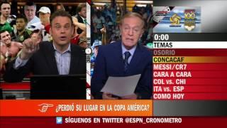 Concacaf perdió su lugar en Copa América #DALEALPLAY