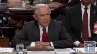 'I am not stonewalling' | Sessions testifies before Senate committee