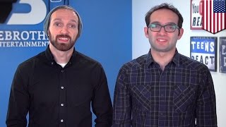 Fine Bros React World: Fine Bros fail miserably trying to trademark reaction videos