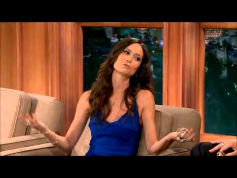 Summer Glau Funny Moments