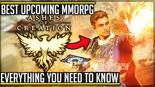 Ashes of Creation is the Most Exciting MMORPG in Years! (Gameplay Breakdown - All You Need to Know)