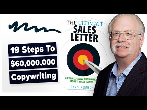 The Ultimate Sales Letter — Dan Kennedy (Animated Book Summary)