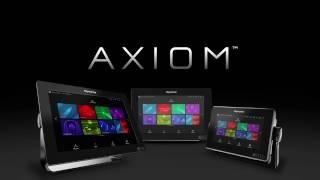 Introducing the New Raymarine Axiom MFD