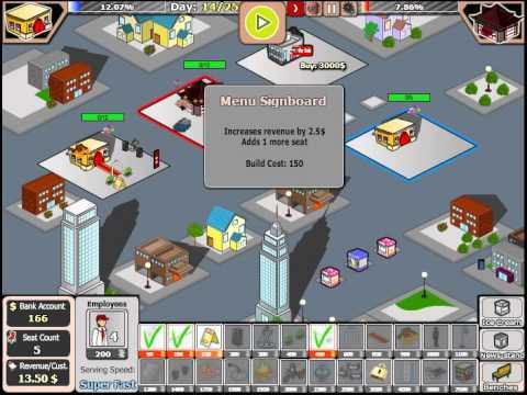 Diner City - Level 5