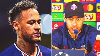 NEYMAR SHOCKED MANCHESTER CITY WITH WORDS ABOUT PSG'S COMEBACK! Brazilian commentary after defeat