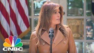 First Lady Melania Trump Unveils Policy Agenda | CNBC