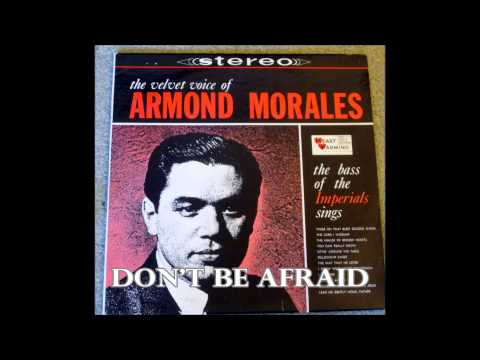 Don't Be Afraid   Armond Morales