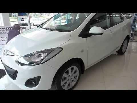 מאוד Mazda 2 Sedan 2012 colombia - YouTube IV-52