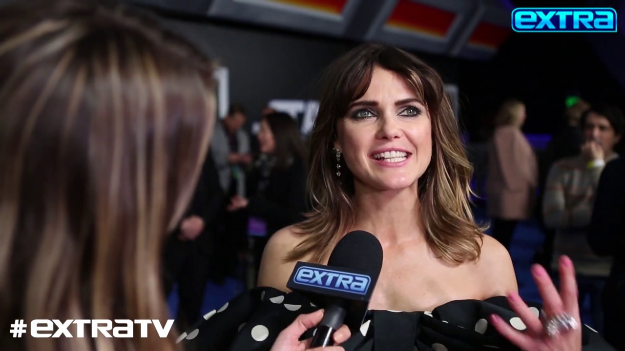 Keri Russell Teases Star Wars The Rise Of Skywalker Ending I Cried Youtube