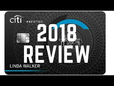 Citi Prestige Review 2018