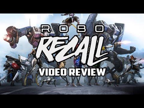 Robo Recall Oculus Rift Game Review