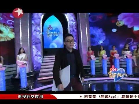 """百里挑一Most Popular Dating Show in Shanghai China::""""艺术大叔""""画家李陈辰颠覆传统画家形象Hanson painter 04112014"""