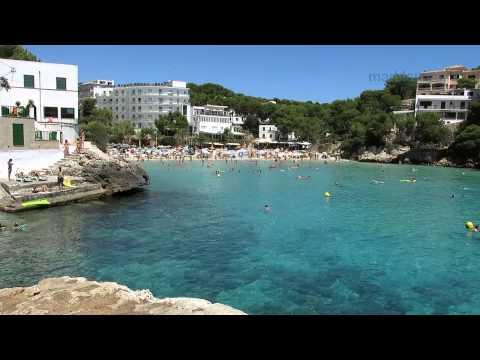 Promotional video from #Hostal Marblau Mallorca's website