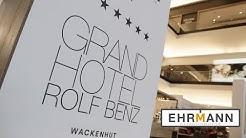 Rolf Benz Grand Hotel - Event im Einrichtungshaus Ehrmann in Rastatt