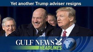 Yet another Trump adviser resigns - GN Headlines