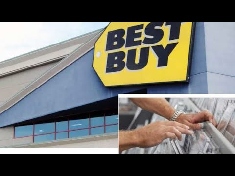 Best Buy Will Stop Selling CD's As Digital Music Continues To Take Over